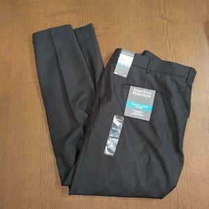 Black no iron slacks